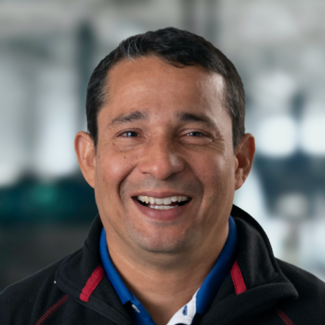 Marlon Silva, Master Technician